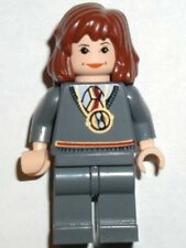 LEGO 4757 - Hermione, Gryffindor Stripe Torso w/ Necklace - Mini Figure