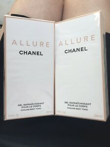 Chanel Allure Gold & Vitamin Body Tonic