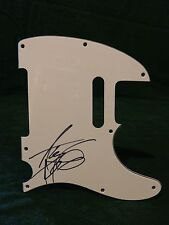 Amy Lee EVANESCENCE Signed Autographed Pickguard A