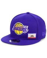 Los Angeles LA Lakers New Era 9Ffity 950 California Flag Snapback NBA Hat NEW