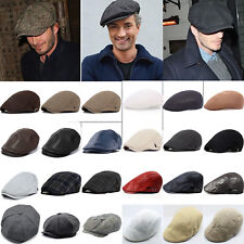 Men Duckbill Ivy Hat Cabbie Baker Beret Flat Newsboy Gatsby Golf Driving Sun Cap