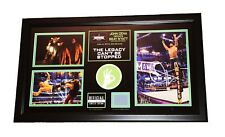 WWE WRESTLEMANIA 30 JOHN CENA HAND SIGNED COMMEMORATIVE PLAQUE COA