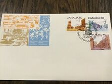 Canada # 723 - 725 Combo Street Definitives New 1978 Unaddressed