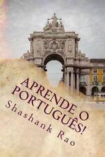 Aprende O Portugues! by Rao, MR Shashank -Paperback
