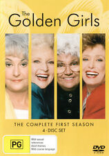The Golden Girls: Season 1  - DVD - NEW Region 4