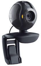Logitech C120 QuickCam USB Webcam Windows 10/8/7/Vista 1.3MP Video Capture skype