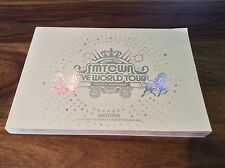 smtown live world tour photobook 2010-2011