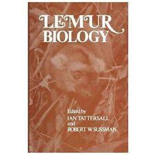Lemur Biology (2012, Paperback)
