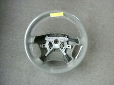 2002-2004 Nissan Altima Steering Wheel Gray Leather 48430-8J100