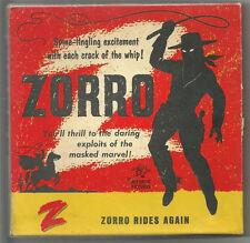 ZORRO RIDES AGAIN 1937 SERIAL DVD COMPLETE