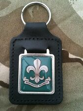 MANCHESTER Regiment Military KEY RING / FOB