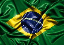 Brand New - FLAG - Brasil - Brazil Brazilian Flag (91 x 151 cm) Srbija Hrvatska