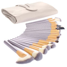 24Pcs Premium Makeup Brushes Set Synthetic Cosmetic Brush With Bag New 2019