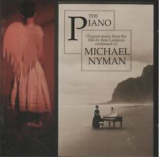 MICHAEL NYMAN - The Piano (OST) - CD album