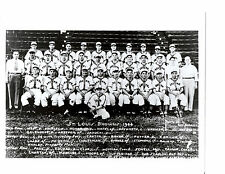 1944 ST. LOUIS BROWNS 8X10 TEAM PHOTO SEWELL MANCUSO MISSOURI BASEBALL MLB HOF