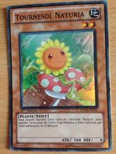 Carte Yu-Gi-Oh! HA03-FR011 Tournesol Naturia (Super Rare) 1ere Edition