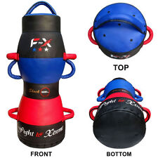 3ft Dummy Heavy Punch Bag Grappling Body with Handles MMA Floor Punching Bag