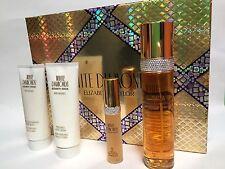 WHITE DIAMONDS Perfume Elizabeth Taylor GIFT SET 3.4 + BODY CREAM + S/G MINI NEW