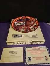 "Vintage Sports Impressions Charles Barkley 8 1/2"" limited edition plate 1995"