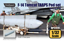 Wolfpack WP32019, F-14 Tomcat TARPS Pod set for 1/32 F-14 , SCALE 1/32