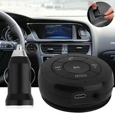 3.5mm Audio Bluetooth Music Receiver Adapter Handsfree Car 3.5mm AUX Speaker SM