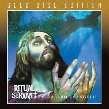 RITUAL SERVANT – Metallum Evangelii (LIM.300 GOLD*US WHITE THRASH METAL*SLAYER)