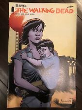 "(((The Walking Dead Comic Book #132 ""Happiness""  NM )))"