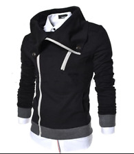 suéter jersey sudadera con capucha para hombre cremallera ropa de deporte