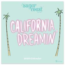 2020 California Girl Wall Calendar