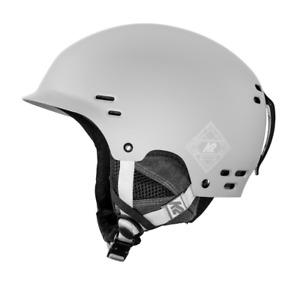 K2 Thrive Grey Mens 2020 Snowboard Helmet
