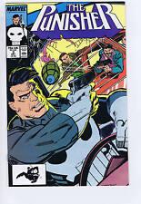 Punisher #3 Marvel 1987