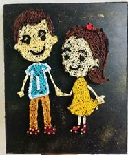 String Art Handmade Gift for her/him Customized String Arts wall decorations