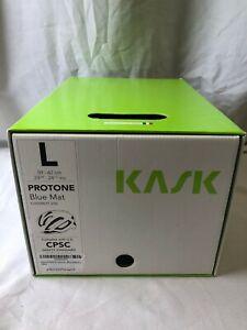 Kask Protone Cycling Helmet Blue Matte Large (2010120402)