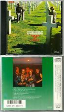Scorpions-Taken By Force-RCA (R28P-1111)-Japan-CD-First Press-1987-RARE-OOP!