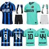 19-20 Home & Away Kids Soccer Football Suit Jersey Boys Training Shirts & Socks