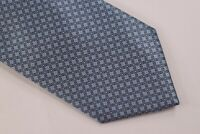 NWT Brioni Neck Tie In Blue Navy Hand Made in Italy 100% Silk Luxury New $240