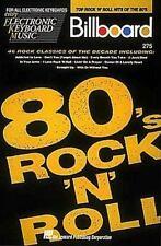 EKM #275 - Billboard Top Rock 'n' Roll Hits Of The 80's (Easy Electronic Keyboar