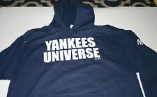 NY Yankees, MLB, Yankees Universe, Hooded Sweatshirt by Majestic, Navy, Large