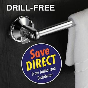 HotelSpa® Insta-Mount 18 inch Towel Bar