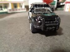 MATCHBOX   2012 FORD EXPLORER POLICE SPECIAL    1:64 SCALE  5-28-15