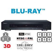 Oppo BDP-93 EU 3D DVD Multi Region Free A B C & (1-8) Blu-Ray Player SACD DVD-A