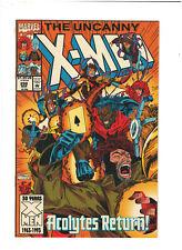 Uncanny X-Men #298 VF/NM 9.0 Marvel Comics 1993 Gambit vs. Acolytes