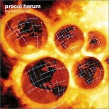 Procol HARUM-The well's On Fire CD NUOVO OVP
