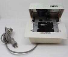NBS Addressograph Model 4340 120 VAC 60 Hz 3 Amps