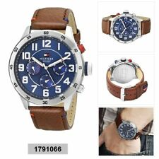 Tommy Hilfiger Herren Analog Watch Casual braun Band 1791066