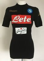 NAPOLI 2016/17 S/S 3RD SHIRT ULTRA TIGHT BY KAPPA SIZE ADULTS EXTRA SMALL/SMALL