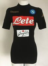 NAPOLI 2016/17 S/S 3RD SHIRT ULTRA TIGHT BY KAPPA SIZE ADULTS MEDIUM/LARGE NEW
