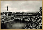 Cpsm / Cpm Italie Firenze Florence - Ponte Vecchio e panorama wn0875