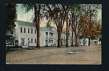 Esperance New York NY 1910 Tree Lined Main Street Stores, Post Office, and Homes