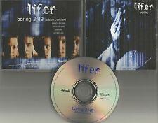 Breaking Benjamin Members LIFER Boring PROMO  Radio DJ CD Single 2001 MINT